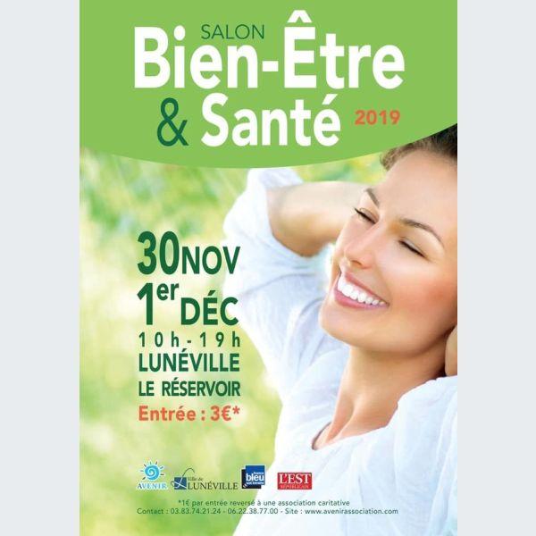Salon Bien-être et Santé 2019 à Lunéville