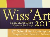Salon d\'art contemporain Wiss\'Art 2017