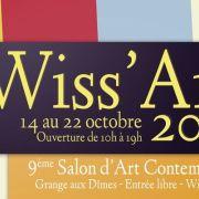 Salon d\'art contemporain Wiss\'Art 2017
