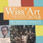 Salon d\'art contemporain Wiss\'Art 2018