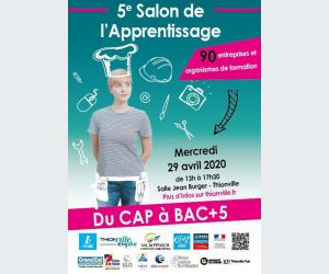 Salon de l\'apprentissage à Thionville 2020