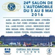 Salon de l\'automobile à Saverne 2018