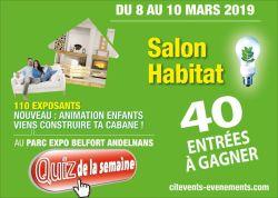 Salon de l'Habitat à Belfort