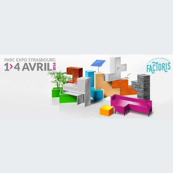 Salon de l 39 habitat strasbourg 2016 parc expo for Salon habitat