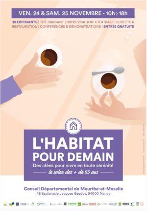 Salon de l\'Habitat pour demain à Nancy