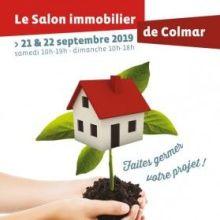 Salon de l\'immobilier à Colmar 2019