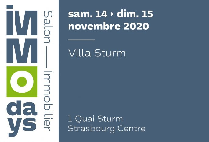 Salon de l\'immobilier Strasbourg - IMMODAYS