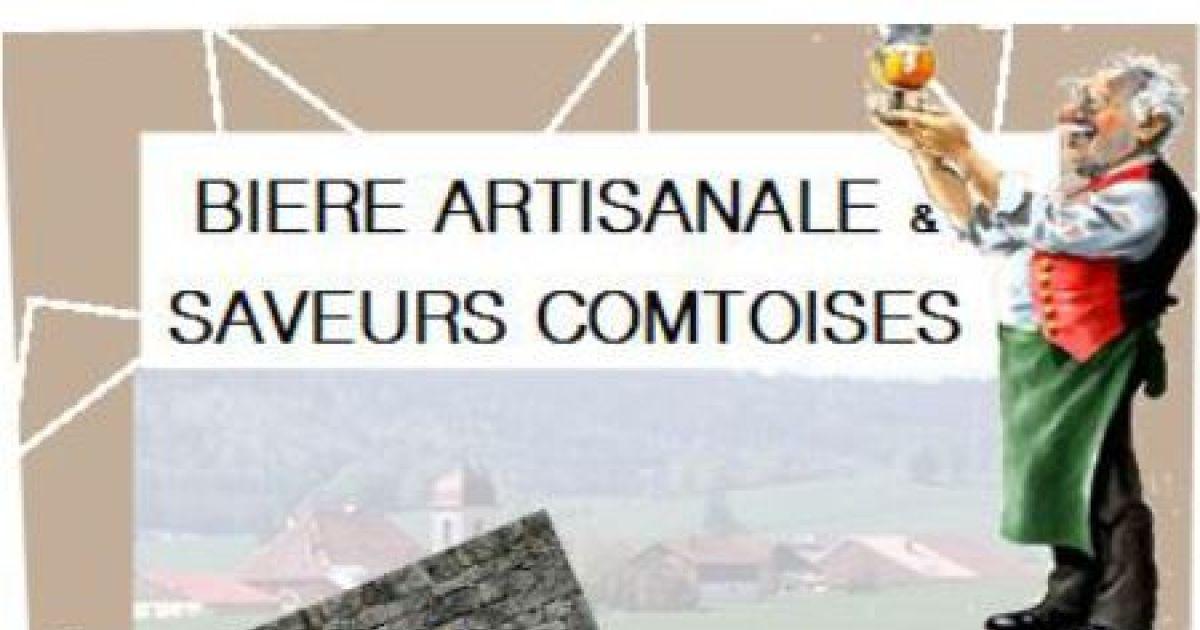 Salon de la bi re artisanale et des saveurs comtoises 2015 for Salon des saveurs