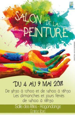 Salon de la Peinture à Hagondange 2018