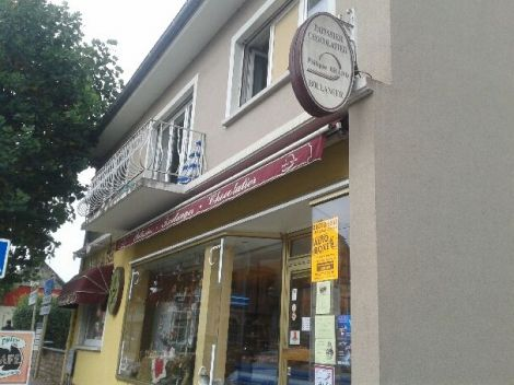 Salon de Thé Brand