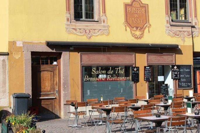 Salon de th du mus e colmar salon de th - Salon de massage a colmar ...