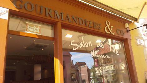 Salon de thé Gourmandizes and Co.