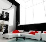 Le salon est une des pièces les plus facilement modulables sur la décoration