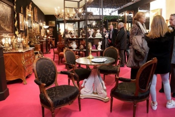 Salon des Antiquaires de Nancy 2018