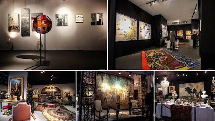 Salon des Antiquaires et de l\'Art Contemporain de Bordeaux
