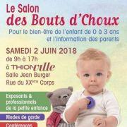 Salon des Bouts d'Choux à Thionville 2018