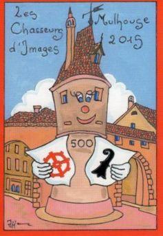 Le Salon des Collectionneurs est organisé chaque année à Mulhouse par le club multicollections des Chasseurs d\'Images