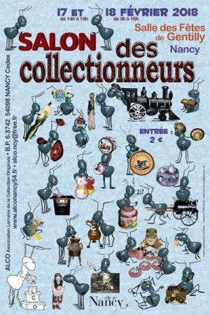 Salon des Collections à Nancy 2018