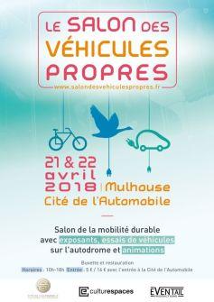 Salon des véhicules propres - reporté