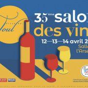 Salon des Vins à Toul 2019