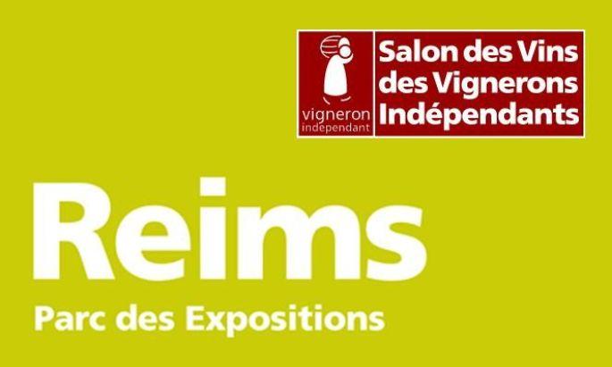 Salon des Vins de Vignerons Indépendants  à Reims