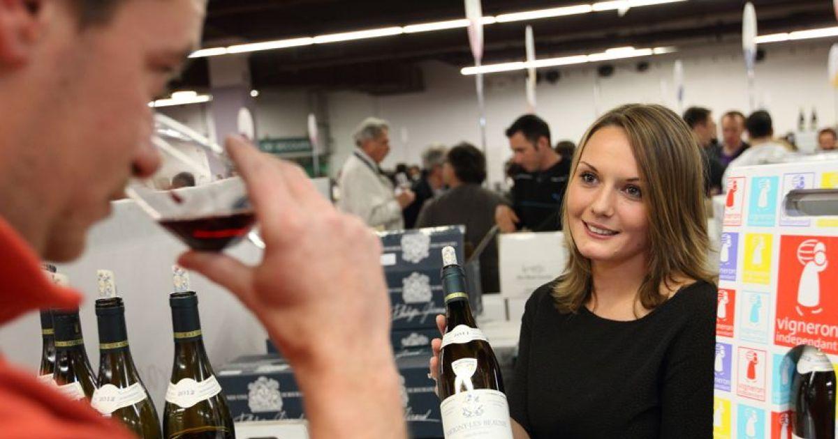 Salon des vins des vignerons ind pendants strasbourg 2015 parc expo - Salon des vignerons independants strasbourg ...