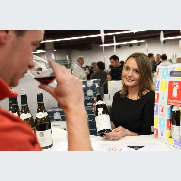 Salon Des Vins Des Vignerons Ind Pendants Strasbourg 2015 Parc Expo