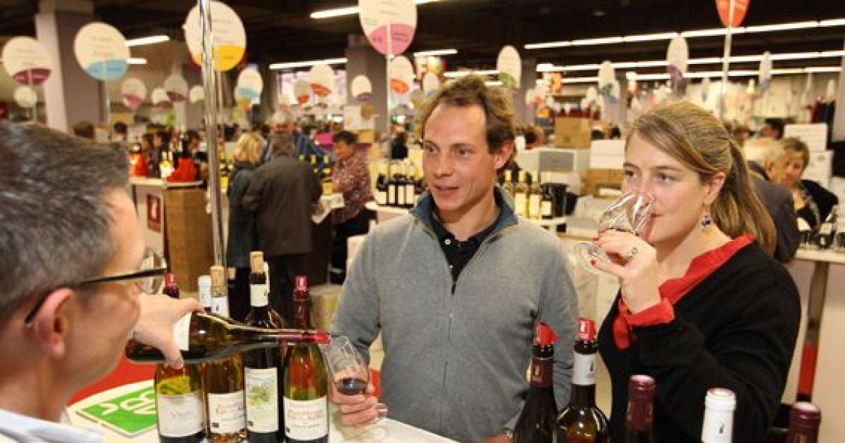 Calendrier Salon Des Vins 2021 Salon des vins Strasbourg 2021, vignerons Indépendants : exposants