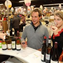 Salon des Vignerons Indépendants à Strasbourg 2019