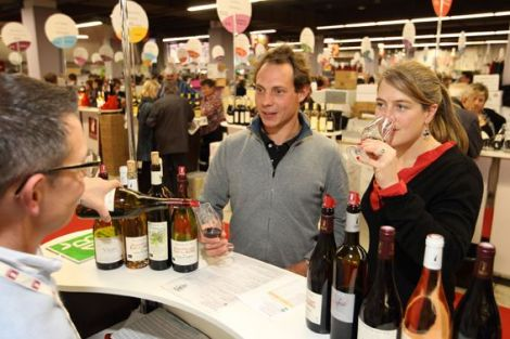 Le Salon des Vins des Vignerons Indépendants à Strasbourg