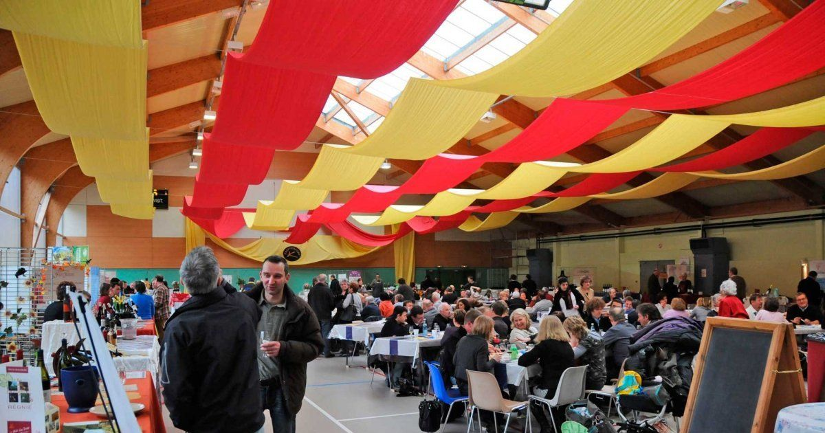 Salon des vins et de la gastronomie ammerschwihr 2017 for Salon des vins et de la gastronomie