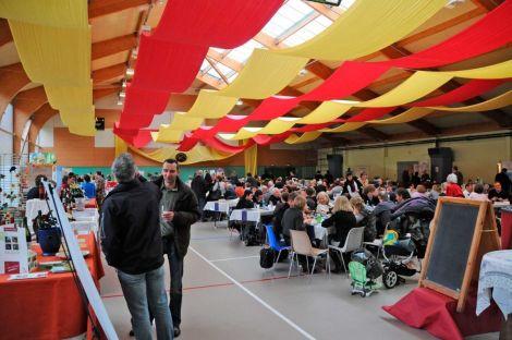 Salon des Vins et de la Gastronomie à Ammerschwihr