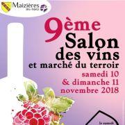 Salon des vins et du terroir 2018 à Maizières-lès-Metz
