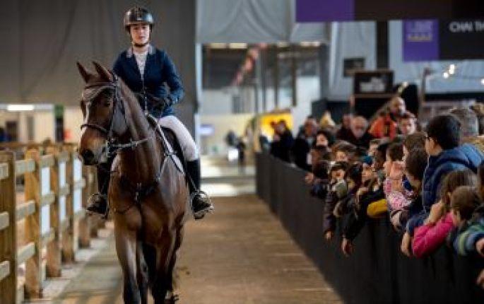Salon du cheval de Bordeaux