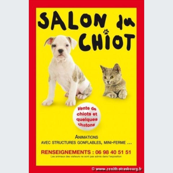Salon du chiot strasbourg for Salon du chiot chavagne 2017