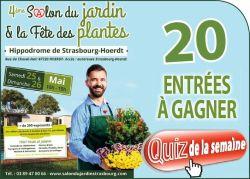 Salon du Jardin & Fête des Plantes 2019