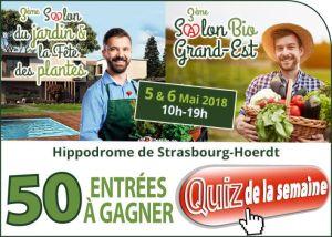 Salon du Jardin & Fête des Plantes - Salon Bio Grand-Est