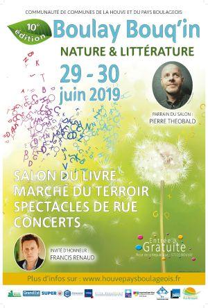 Salon du livre Boulay Bouq\'In 2019