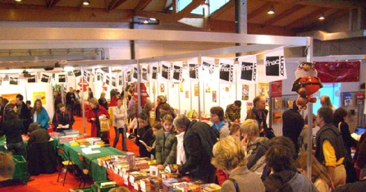 Salon du livre de colmar for Salon du livre 2017