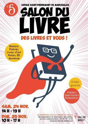 Salon du Livre de Briey 2018
