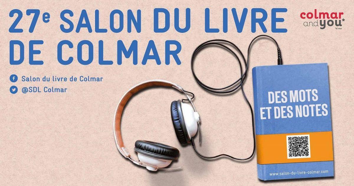 Salon du livre de colmar 2016 parc expo - Salon du livre toulon ...