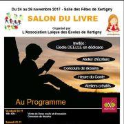 Salon du Livre 2018 de Xertigny