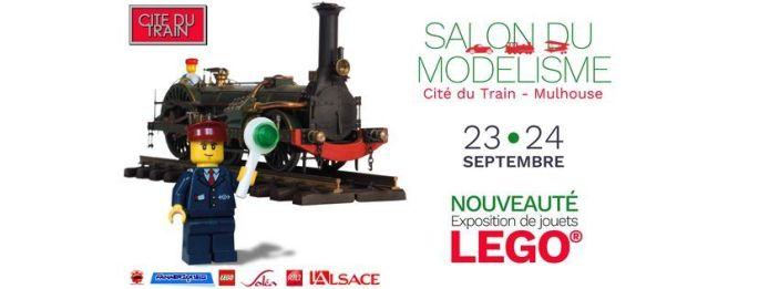 Salon du modélisme 2017 à Mulhouse