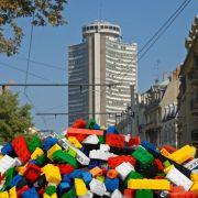 Salon du modélisme : participez à la construction en briques Lego® de la Tour de l\'Europe !