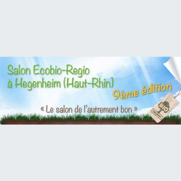 Salon eco bio regio h genheim 2018 salle riedlin for Salon eco habitat