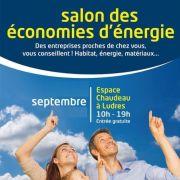 Salon Economies d\'Energie à Ludres 2018