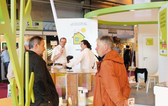 Toutes les infos que vous cherchez, au Salon Energie Habitat de Colmar