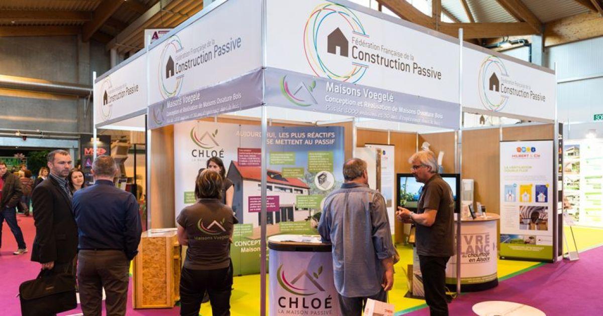 Salon energie habitat colmar 2016 parc expo for Salon habitat selestat
