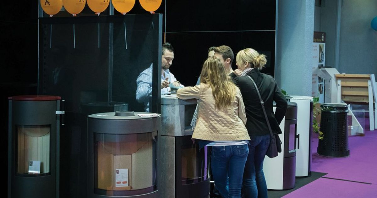 Salon energie habitat de colmar 2019 parc expo - Salon de massage a colmar ...