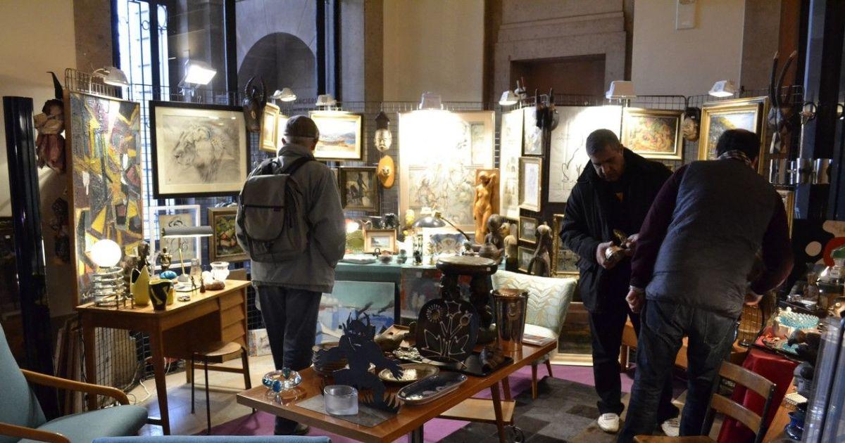 Salon europ en de l antiquit de la brocante et du design strasbourg 2019 salle de la bourse - Salon antiquites brocante ...